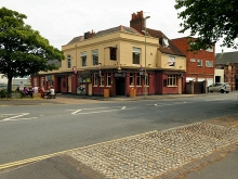 Gosport, Clarence Tavern, Hampshire © David Dixon