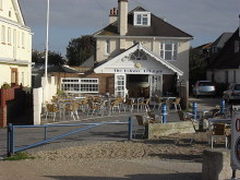 Felpham, The Lobster Pot Cafe, Sussex © Andrew Auger