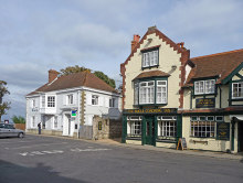 Yarmouth,The Bugle Coaching Inn, Isle of Wight © Christine Matthews